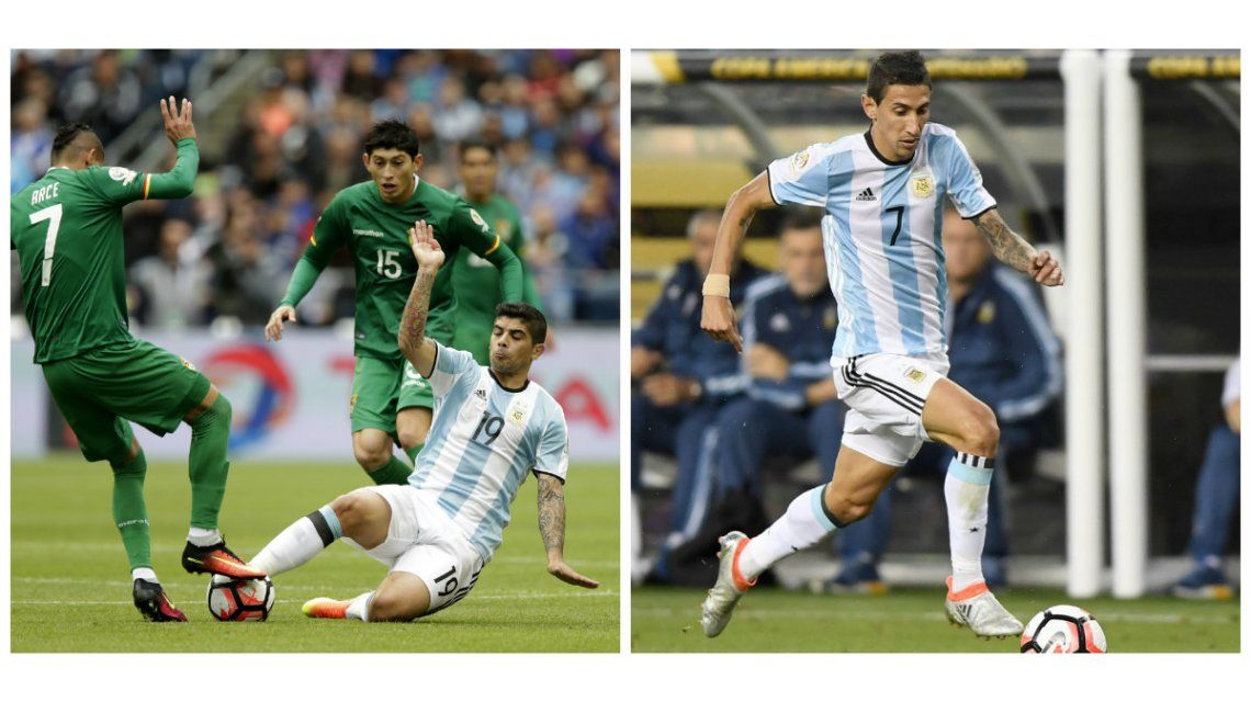 Con todo: Ever Banega y Ángel Di María serán titulares en la final