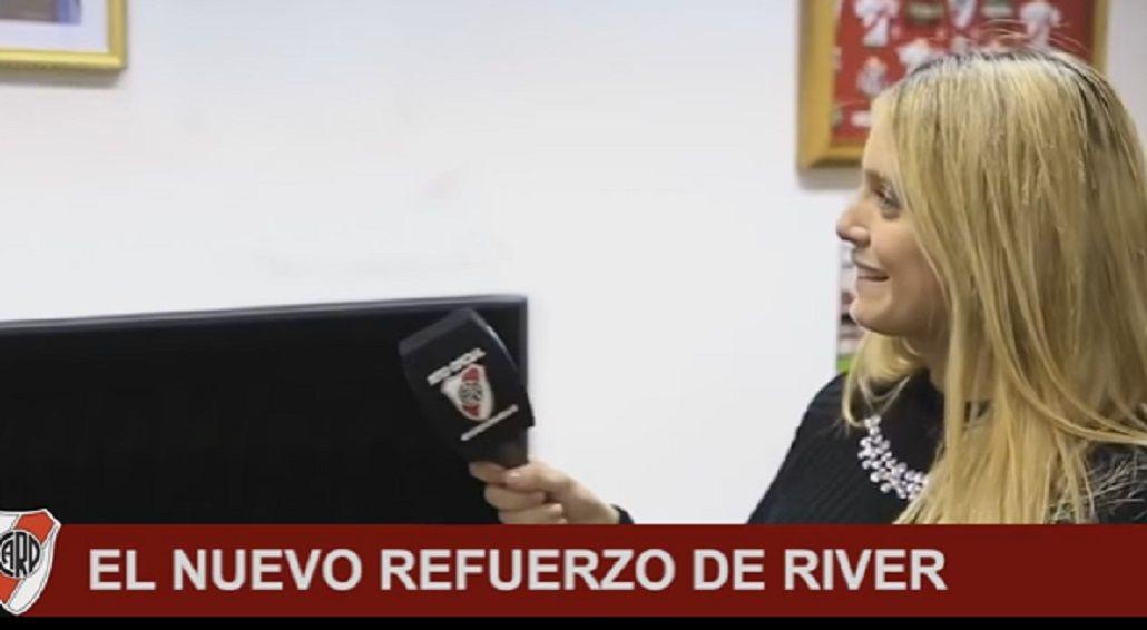 ¡Exclusivo! La entrevista al primer refuerzo del River de Gallardo
