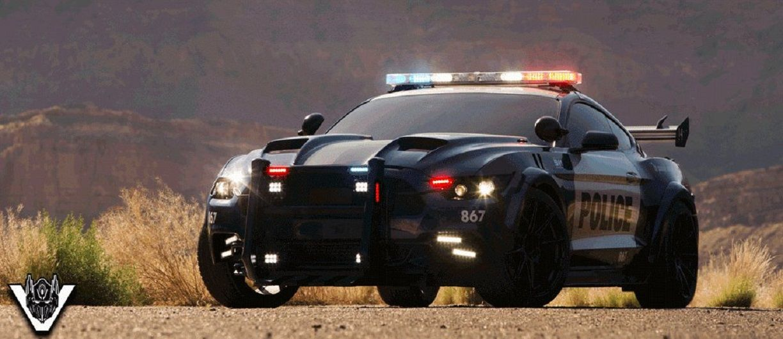 Un Mustang para Transformers