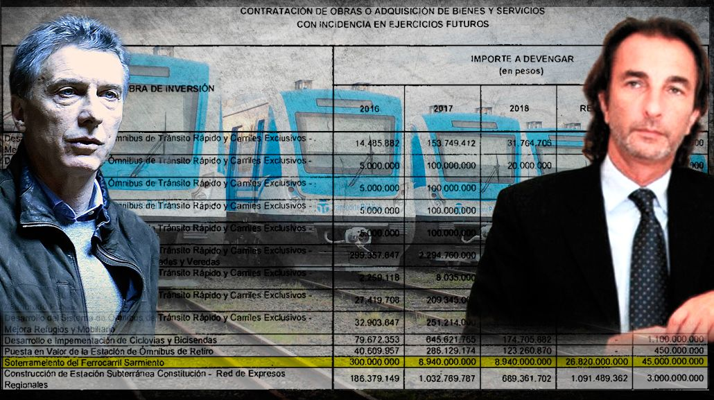 Fiscales pidieron investigar a Macri por beneficiar a su primo