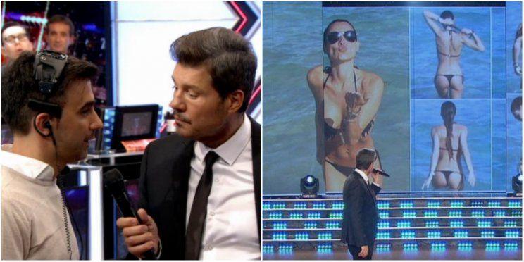 Los comentarios picantes de Marcelo Tinelli por la ausencia de Pampita
