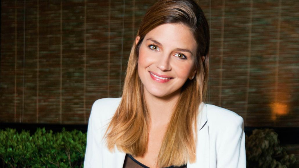 A poco de ser madre: ¿en qué ocupa su tiempo Marcela Kloosterboer?
