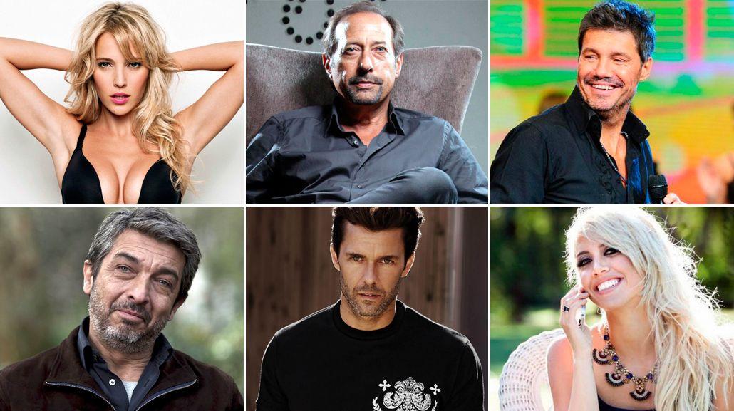 #TriviaM1: ¿Cuánto sabés sobre los nombres de estos famosos?