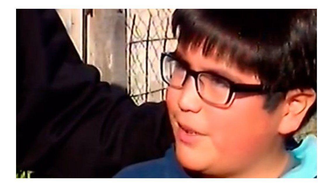 Tiene 11 años y evitó que sus papás murieran intoxicados: Aprendí algo en un curso