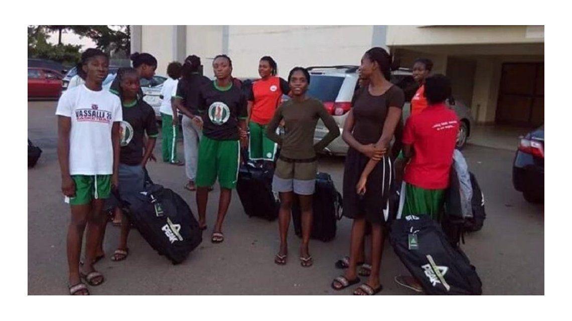 Increíble: Nigeria no pudo jugar el Mundial de basquet femenino porque España le negó la visa