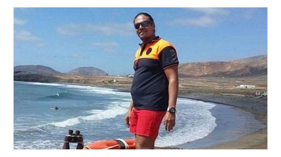 Carlos Brandán (46) murió tras recibir cinco puñaladas.