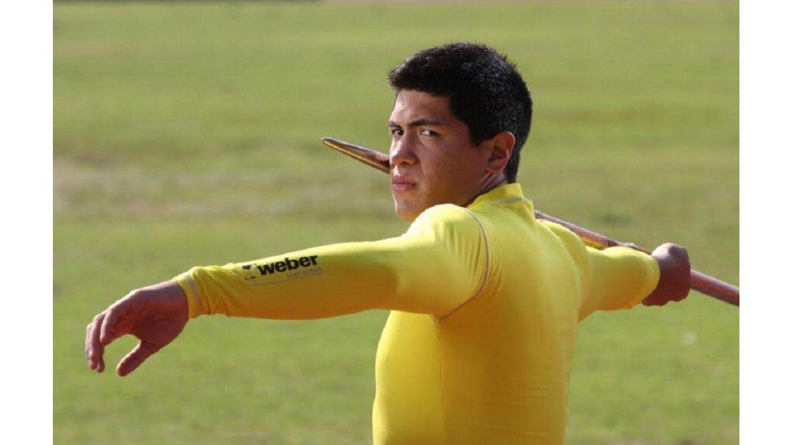 Braian Toledo, de cara a los Juegos Olímpicos: A Río voy por todo