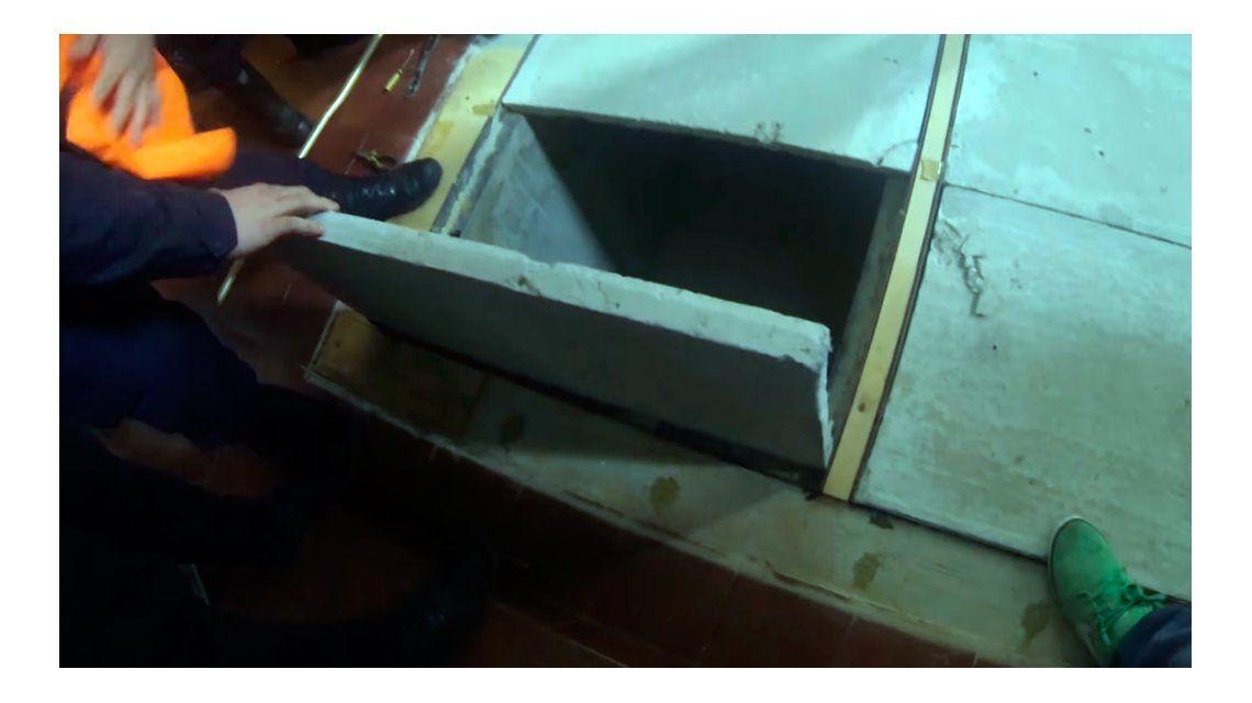 Caso José López: ¿qué destino tenían las tres bóvedas descubiertas en el convento?