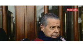 Oyarbide apuntó a Gendarmería por el robo de la caja fuerte en su casa