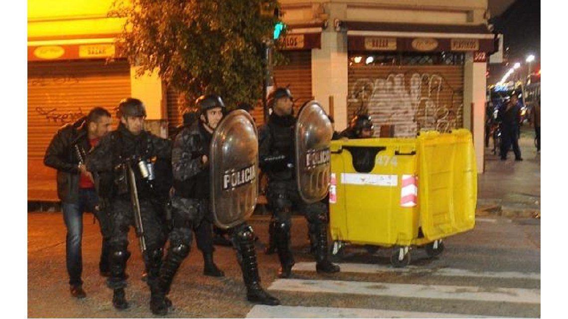 Desalojo a una cooperativa de San Isidro: reprimen a manifestantes
