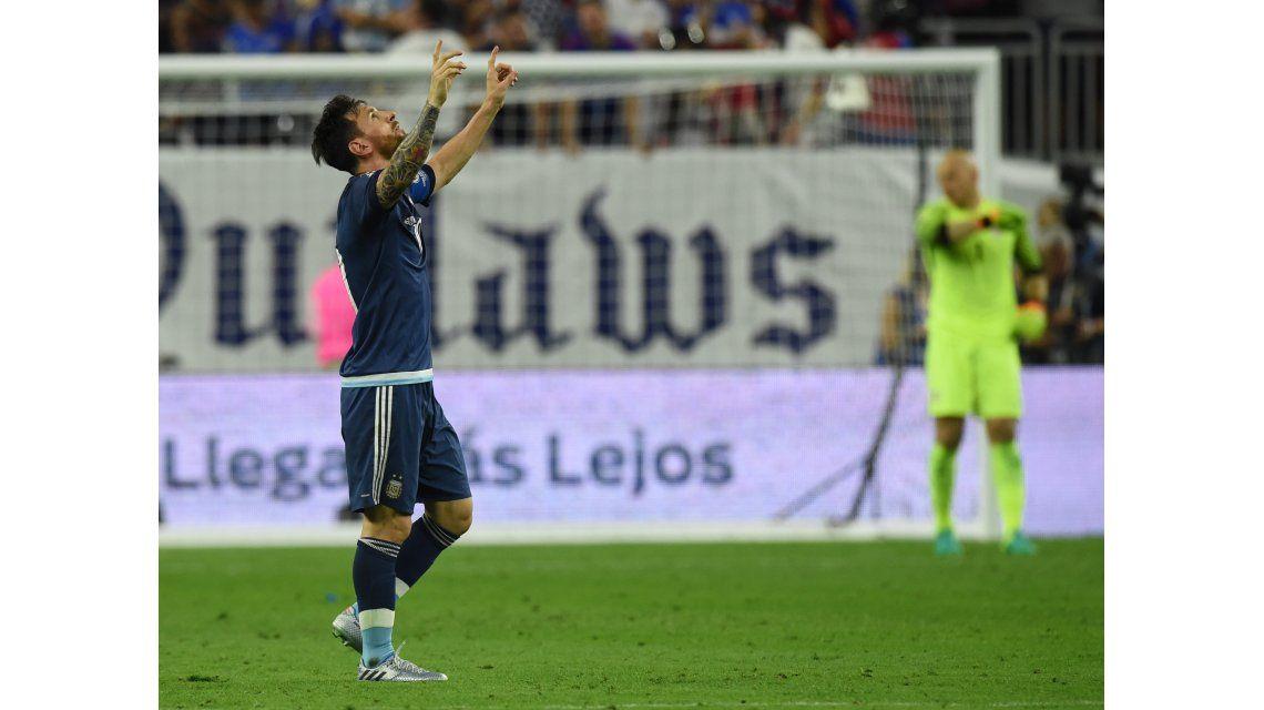 Uno por uno: cómo fueron los 55 goles de Messi en la Selección argentina