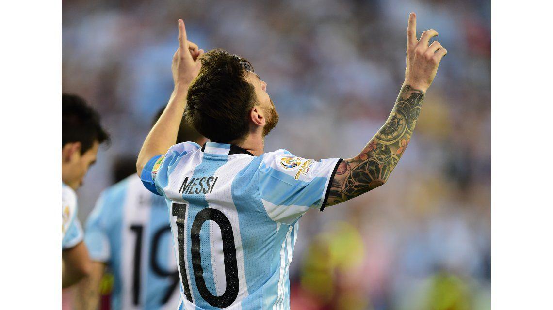 Messi: Este equipo tiene la personalidad de ir a buscar siempre