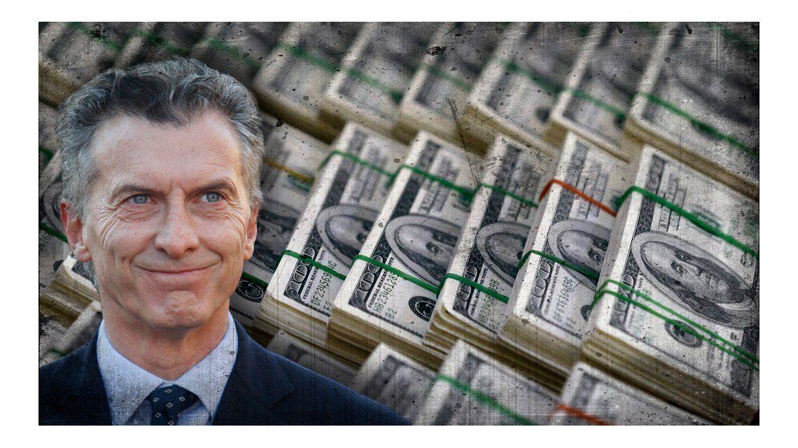 Desde la llegada de Macri al gobierno la devaluación del peso ya roza el 82%