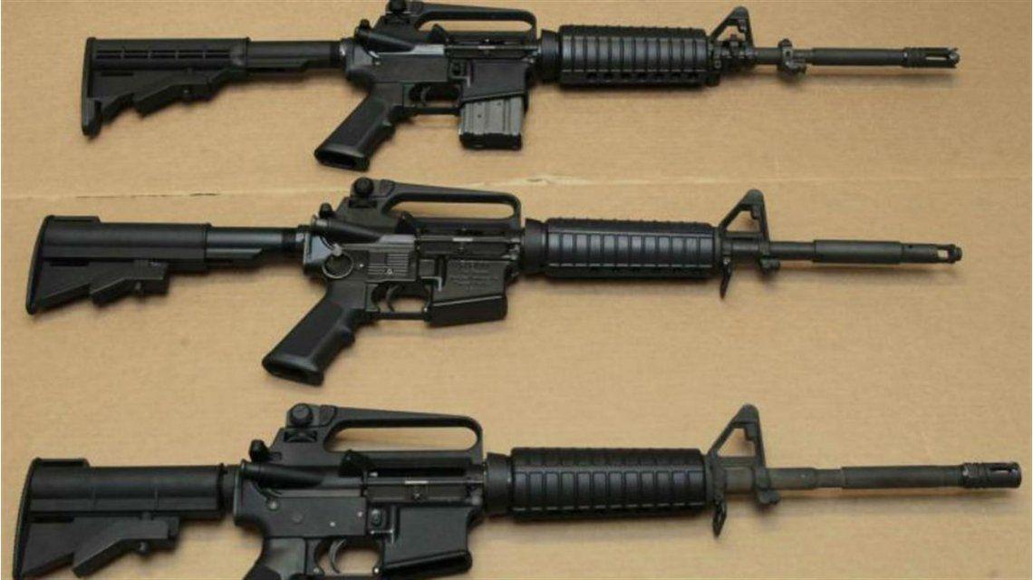 Polémica promoción: te llevas un arma de fuego gratis por la compra de un auto