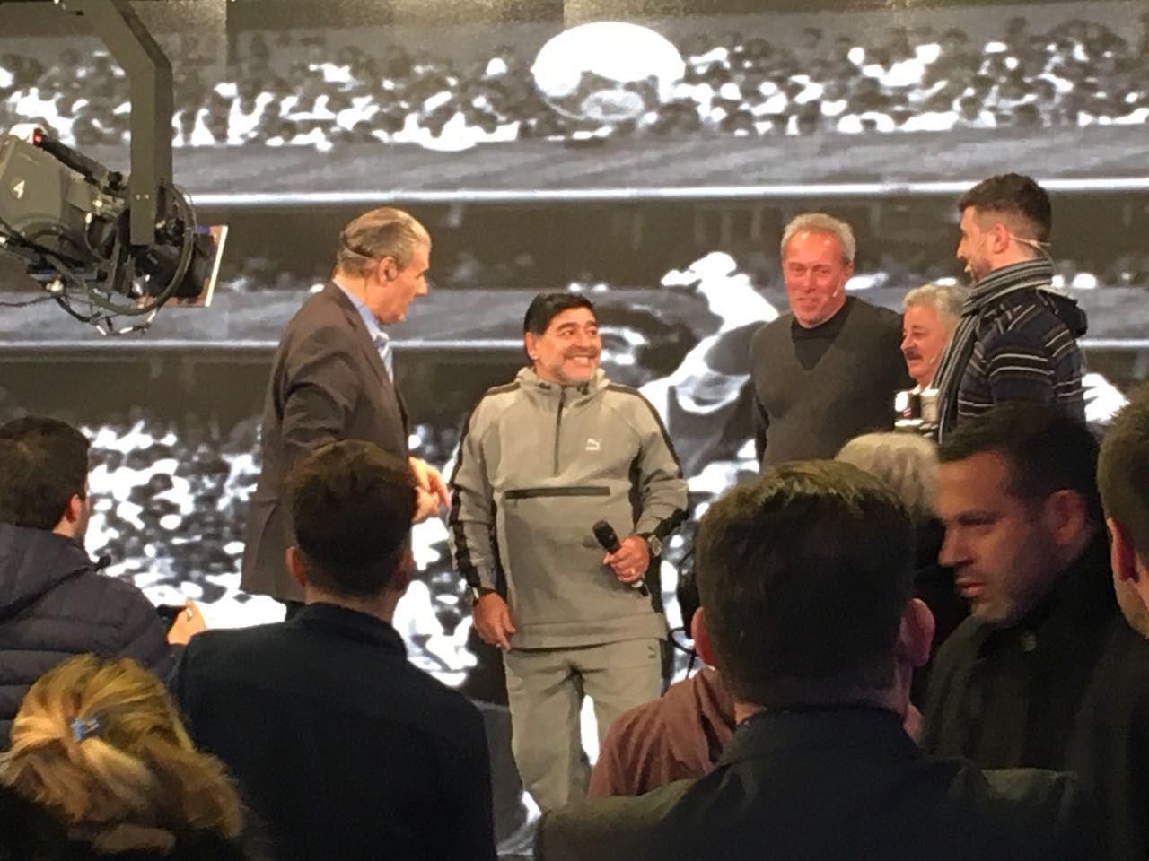 Maradona: En la AFA se robaron hasta la leche del gato