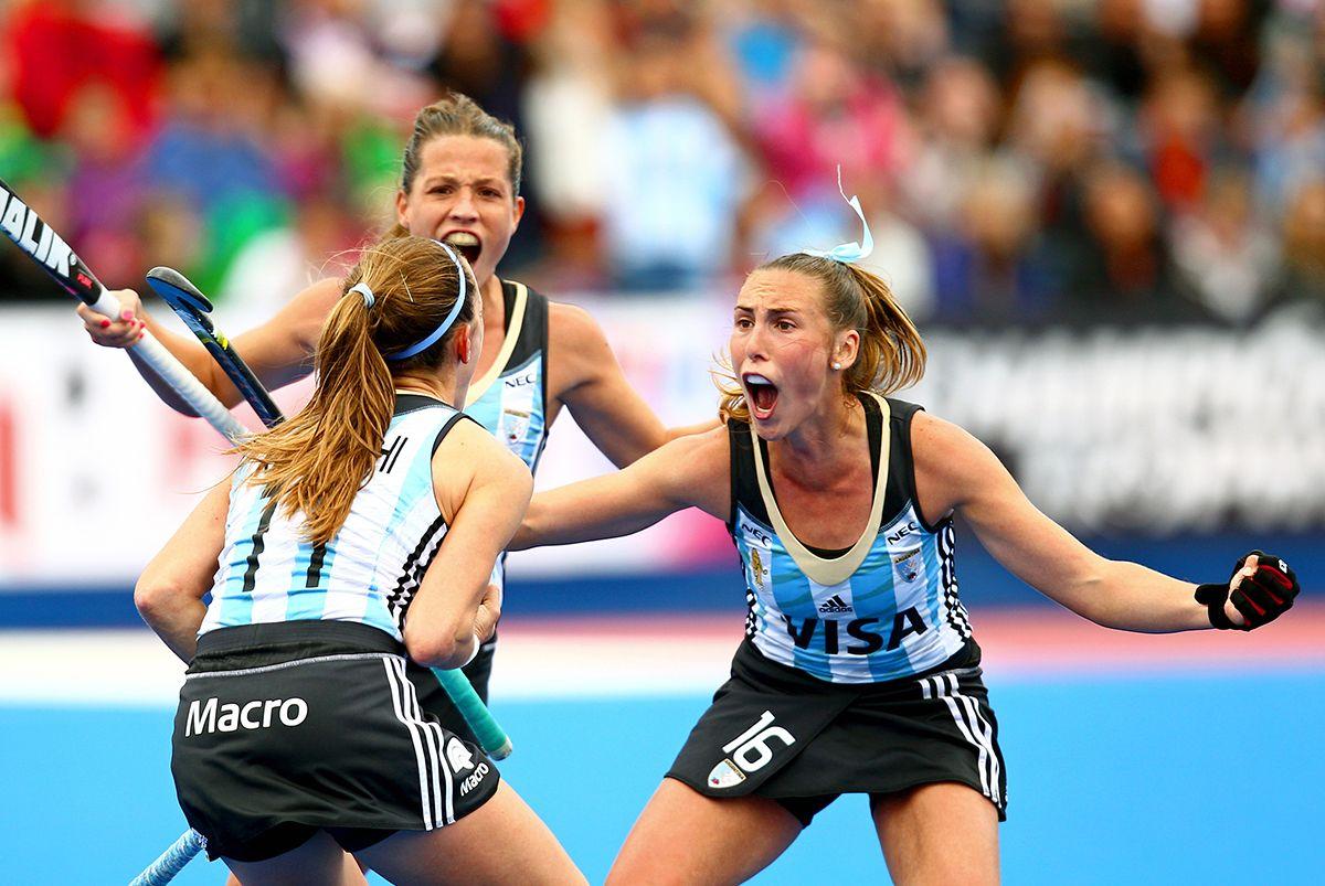 Las Leonas empataron con Gran Bretaña en el debut del Champions Trophy