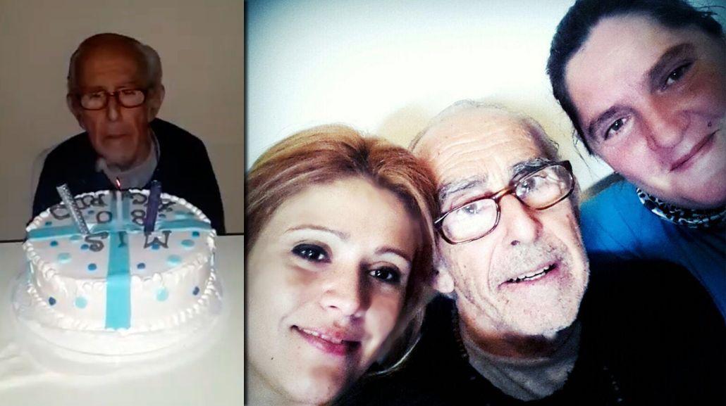 La intimidad del cumpleaños de Barreda: Esta torta no explota, ¿no?