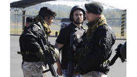 El fiscal asegura que Pérez Corradi tenía personas que lo protegían