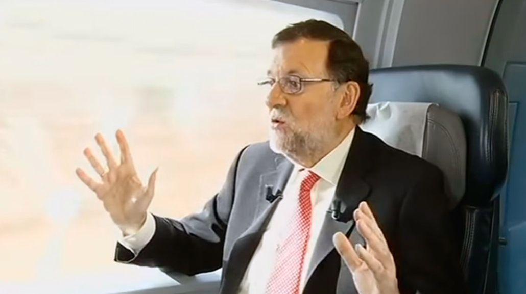 El lapsus de Rajoy: prometió crear 500 mil empleos por día en su gobierno
