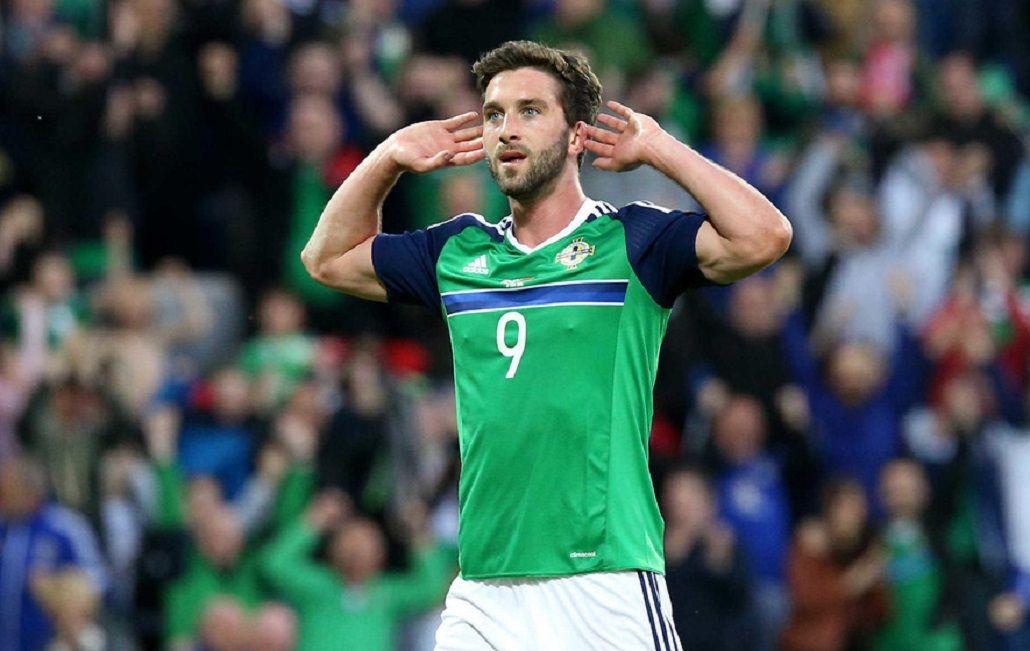 Will Grigg, el jugador de moda de la Eurocopa que no jugó ni un minuto
