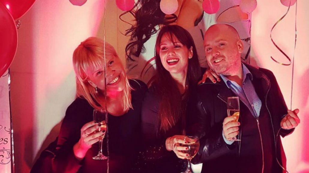 Las fotos del festejo del cumpleaños de Barbie Vélez