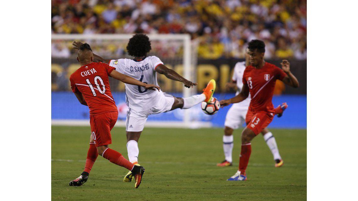 Colombia le ganó a Perú por penales y se metió en la semi de la Copa América