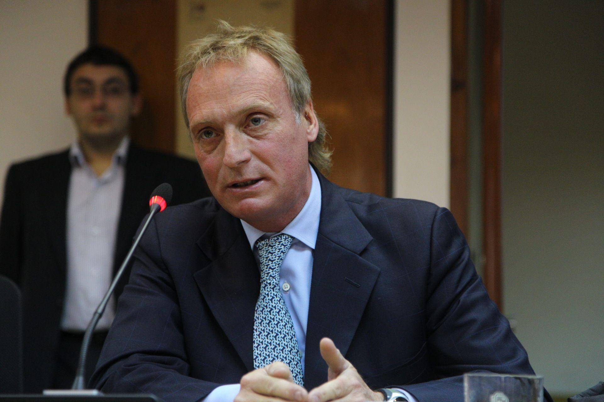 Ordenan la detención de Arbizu, ex vicepresidente del JP Morgan