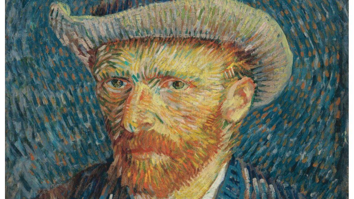 Encuentran un cuaderno de dibujos inédito de Vincent Van Gogh