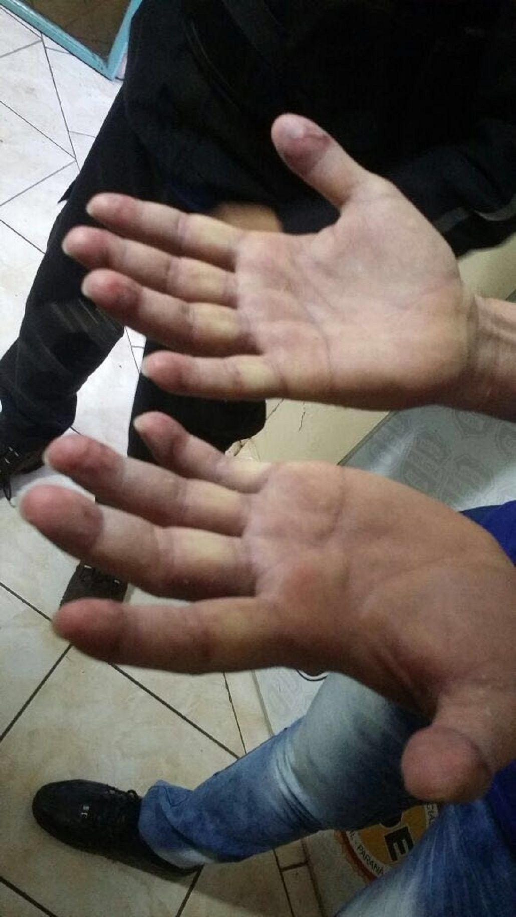 Pérez Corradi pagó 50 mil dólares para borrar sus huellas