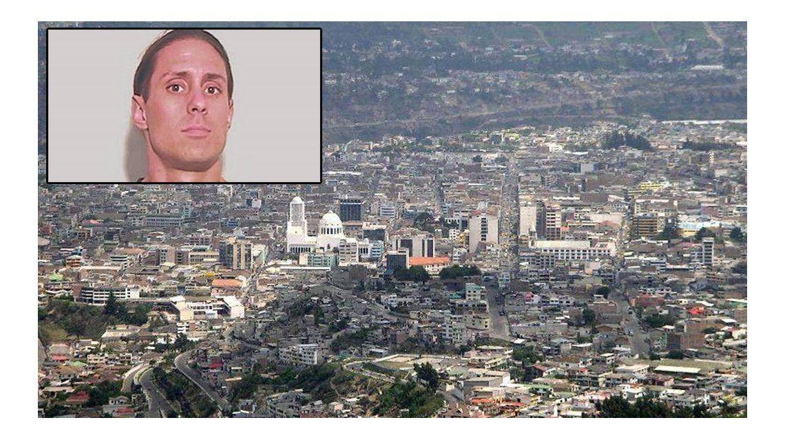 Cayó Pérez Corradi: lo detuvieron en la zona de la Triple Frontera