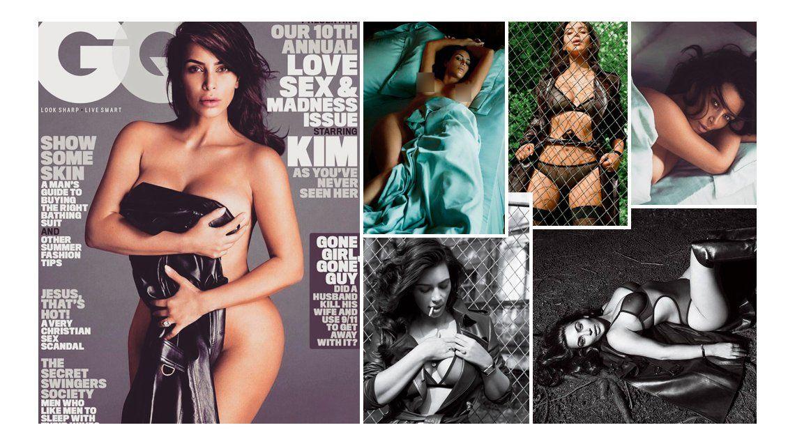 La nutricionista de Kim Kardashian contó cómo hizo la modelo para bajar 32 kilos
