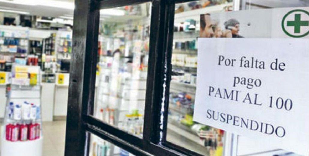 Las farmacias vuelven a atender a afiliados del PAMI