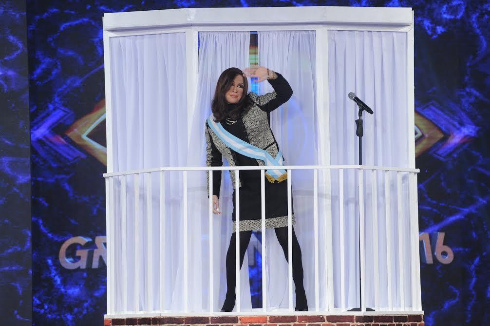 ShowMatch: Cristina entró a Gran Cuñado y se encontró cara a cara con Mauricio