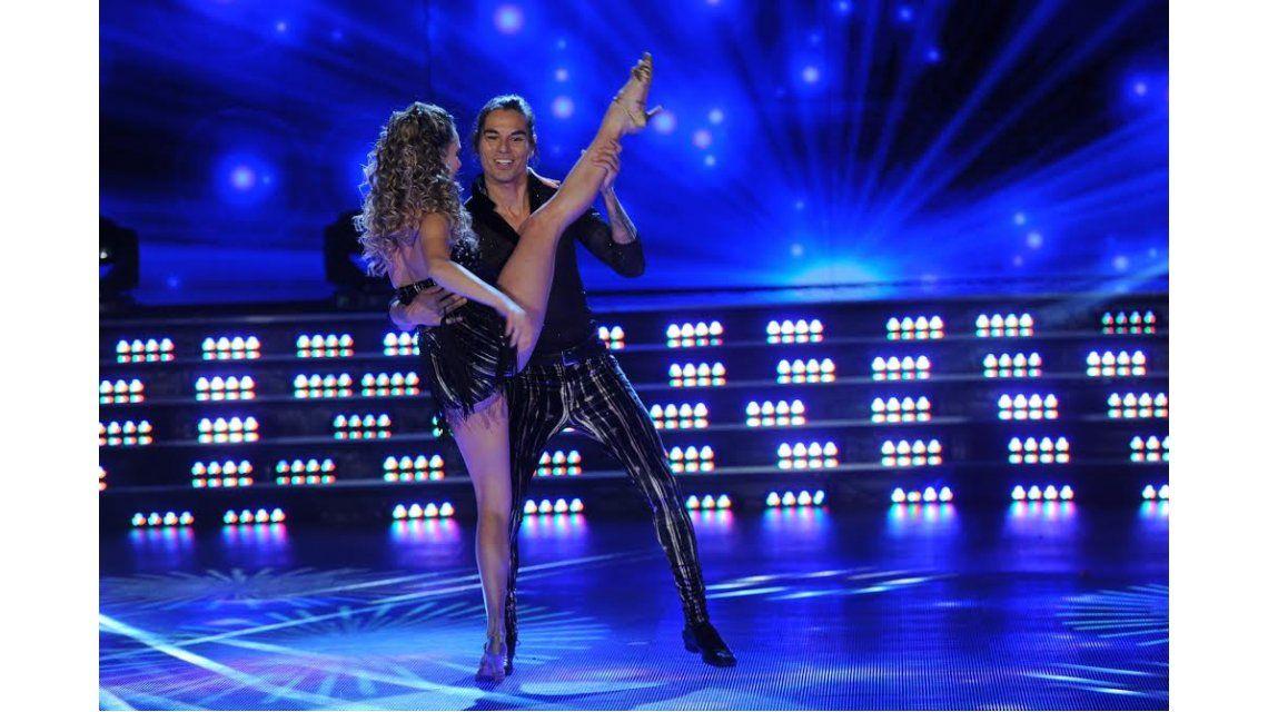 Desastroso baile para Julio Iglesias Jr. en el Bailando