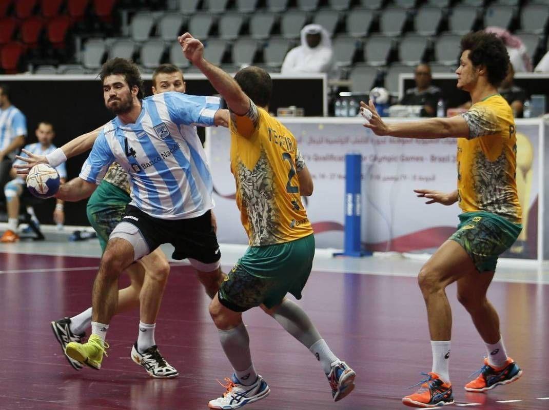 Fin de la ilusión: los Gladiadores cayeron ante Brasil e irán por el tercer puesto