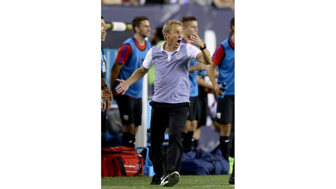 Klinsmann cree que Estados Unidos puede complicar a la Argentina