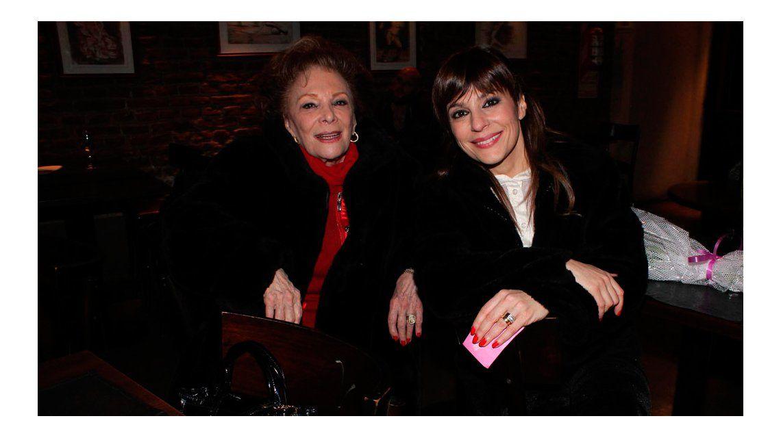Murió Irma Roy: así la recordaba su hija, Carolina Papaleo