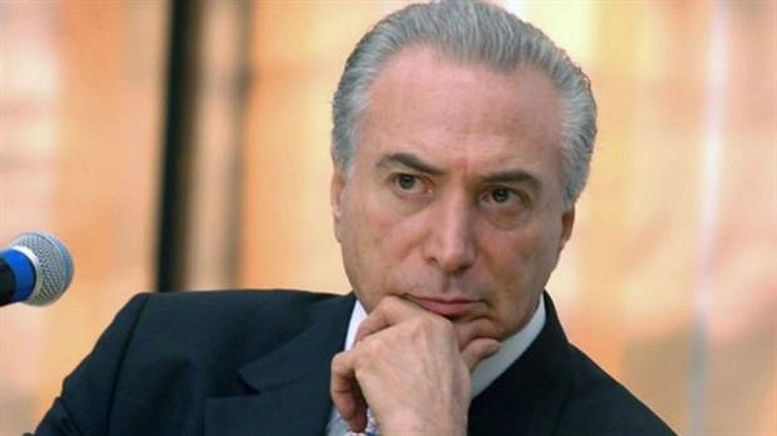 Brasil: un condenado en el caso de Petrobras acusó a Temer de recibir sobornos