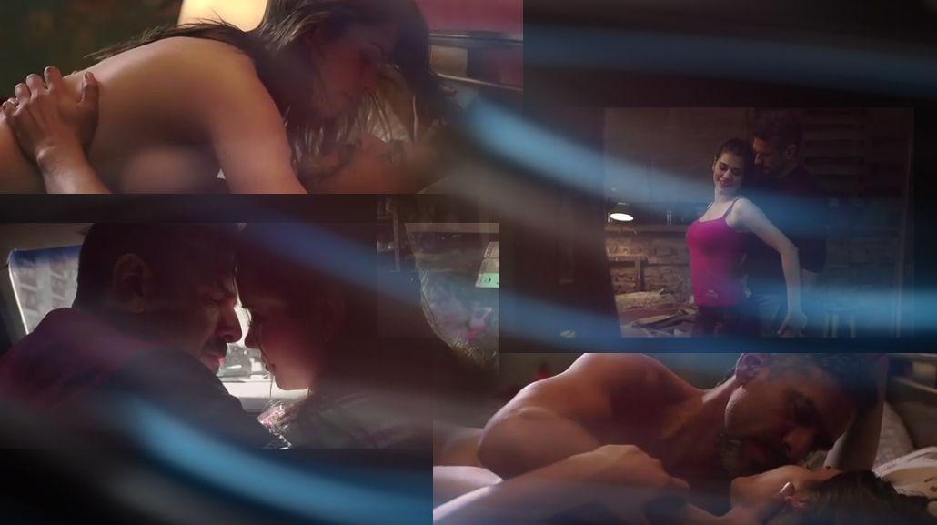 Eva de Dominici contó por qué aceptó tener escenas de sexo con Leo Sbaraglia