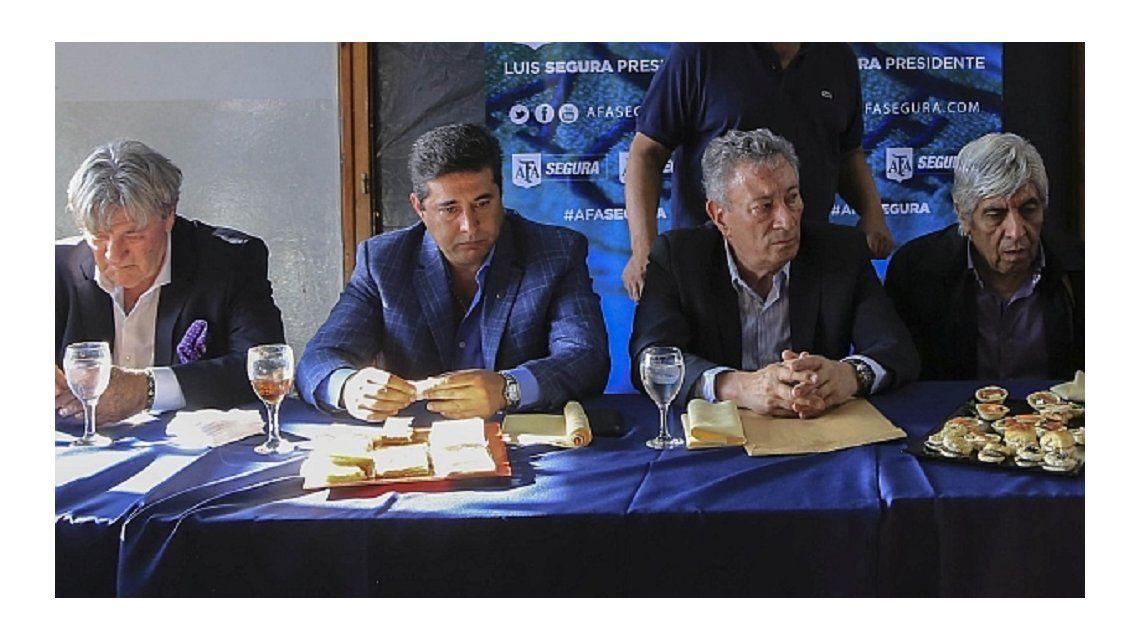 Hubo acuerdo en AFA: el martes 28 se aprobaría la Super Liga