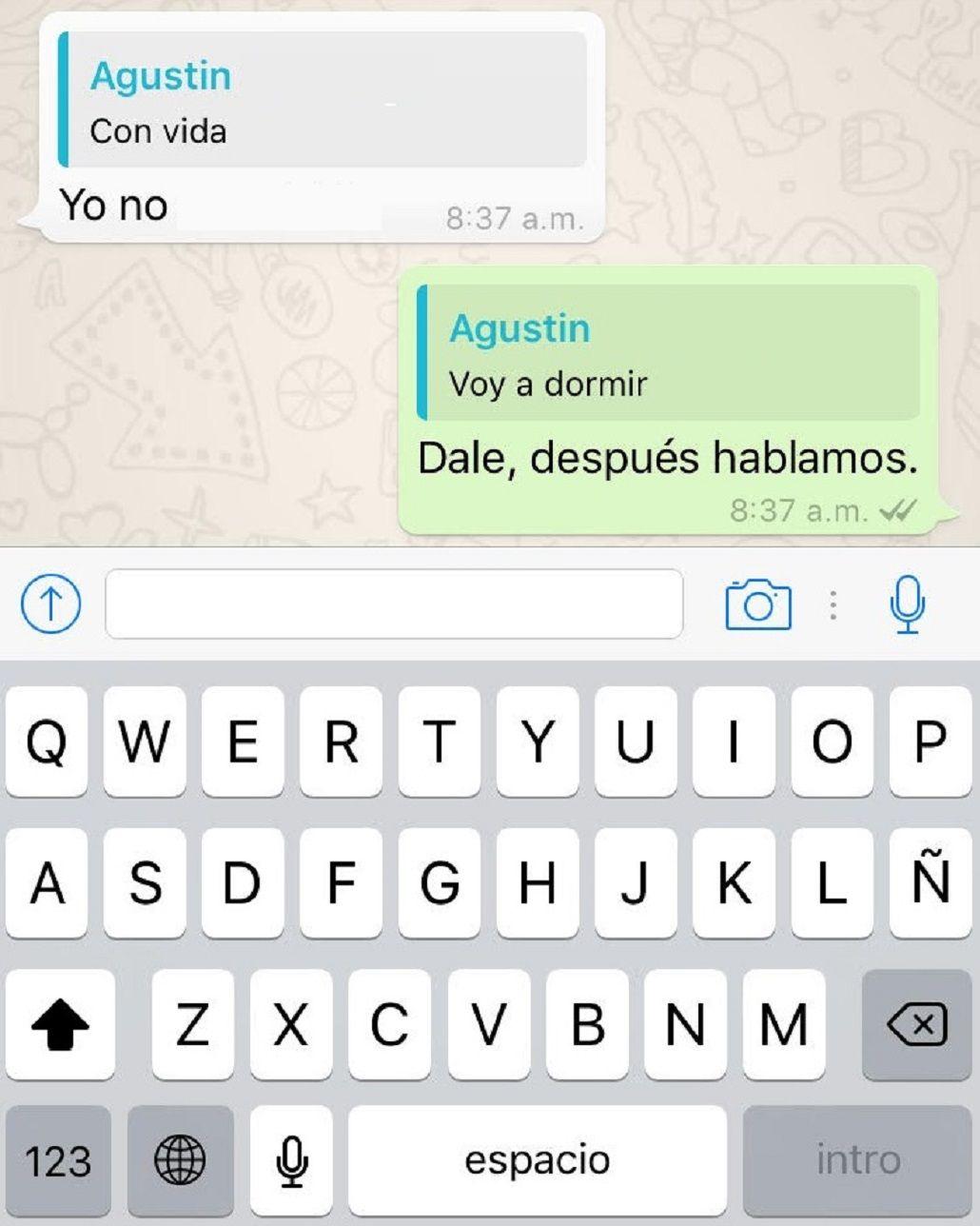 WhatsApp agrega una nueva función para contestar mensajes viejos