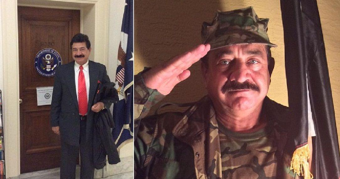 El padre del tirador de Orlando es youtuber y candidato a presidente en Afganistán