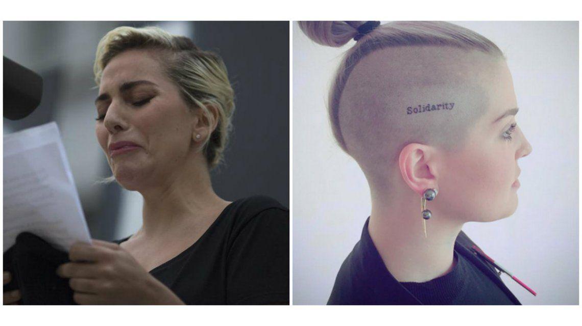 Lady Gaga y Kelly Osbourne: sus gestos en apoyo a las víctimas de la masacre de Orlando