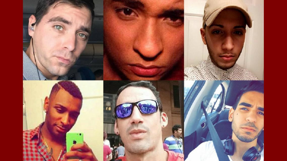Identifican a las primeras víctimas de la brutal masacre de Orlando