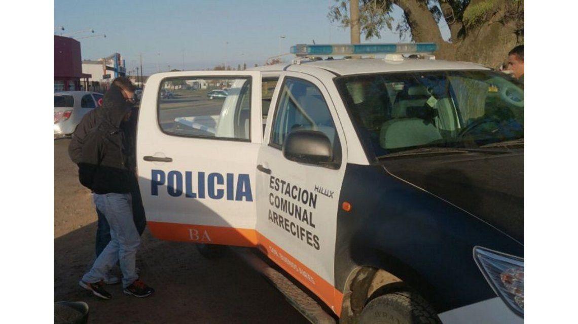 Insólito: lo detuvieron por robo pero terminaron llevándolo a su casa