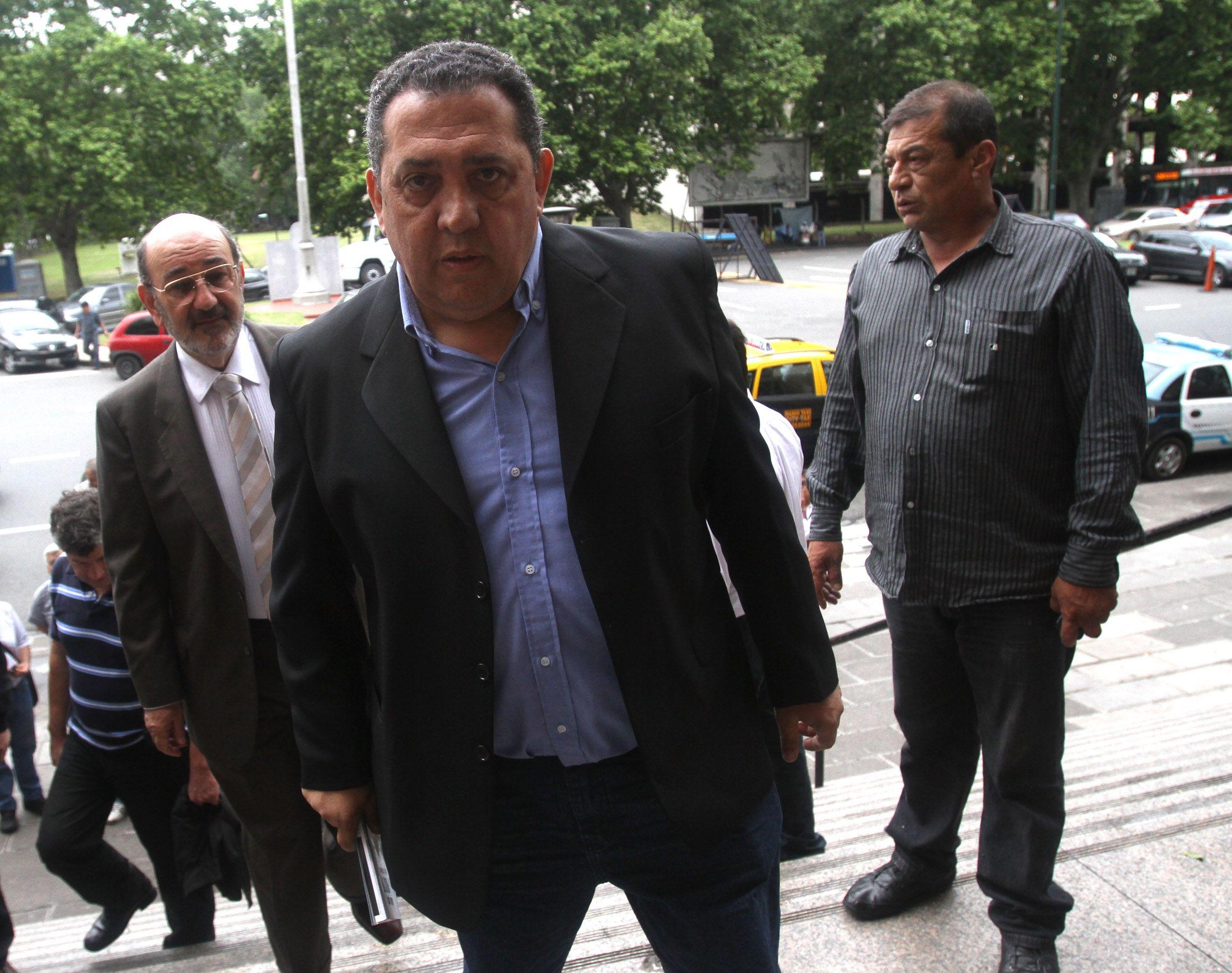 Rechazan la excarcelación para Luis Delia por la toma de una comisaría