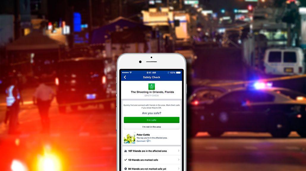 Facebook activó por primera vez en EE.UU. su modo de emergencia tras la masacre