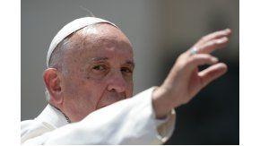 El Papa pidió rezar por los jugadores fallecidos en el accidente