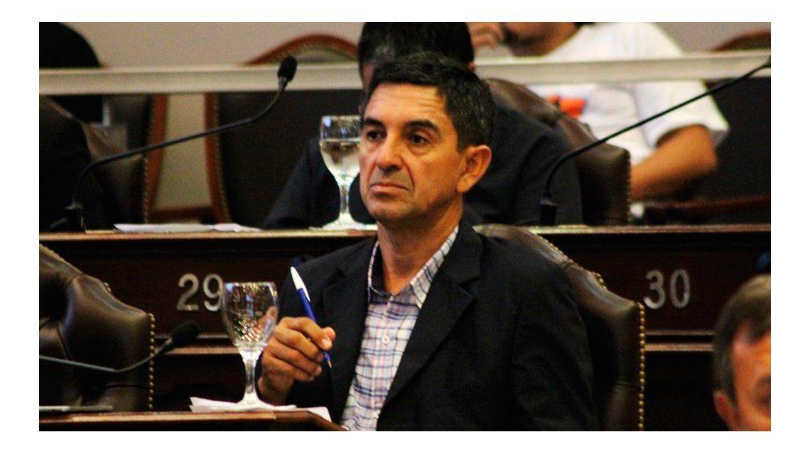 Detuvieron a un diputado provincial acusado de golpear a su pareja