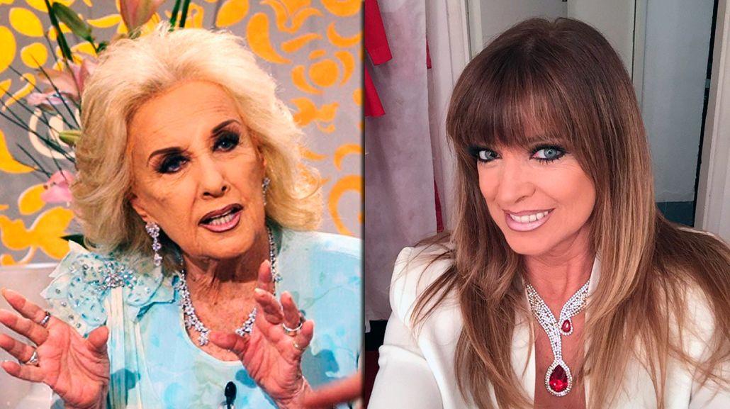 Adriana Salgueiro contra Mirtha: Qué lindo que te inviten para hostigarte